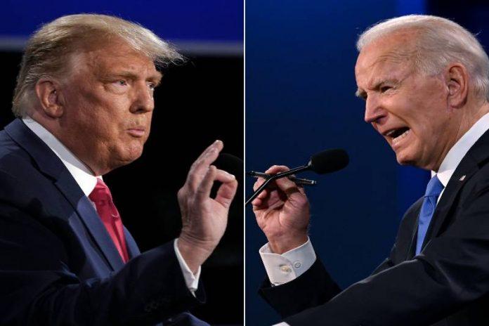 Donald Trump y Joe Biden se enfrentaron en las elecciones Estados Unidos 2020