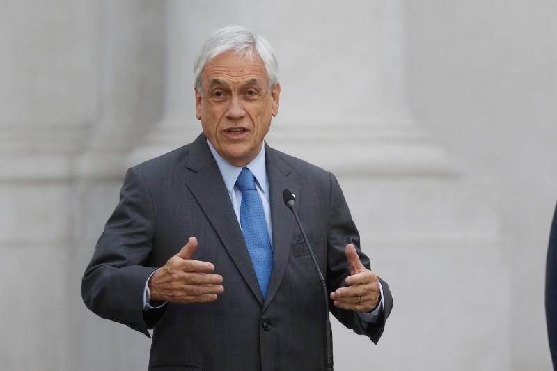 Sebastián Piñera dispuso el pago del Ingreso Familiar de Emergencia 2021 en Chile
