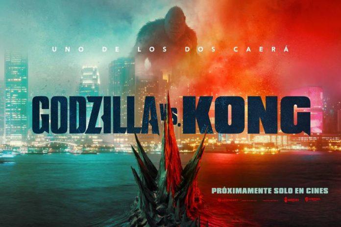 Godzilla vs Kong película
