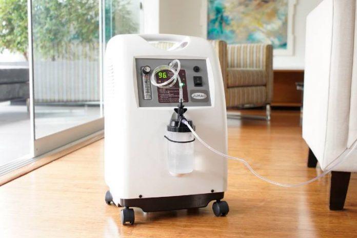 Concentrador de oxígeno: qué es y cómo funciona