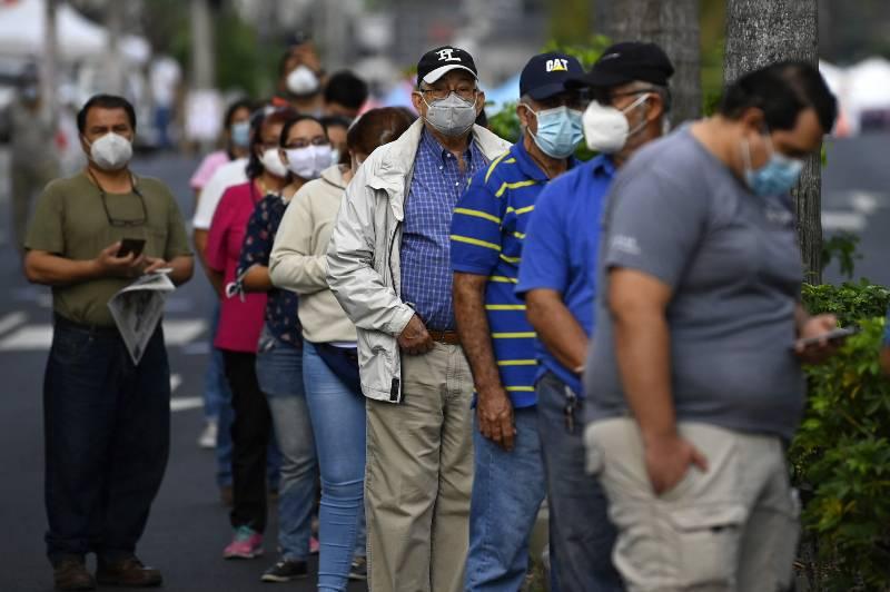 TSE El Salvador concluye las elecciones