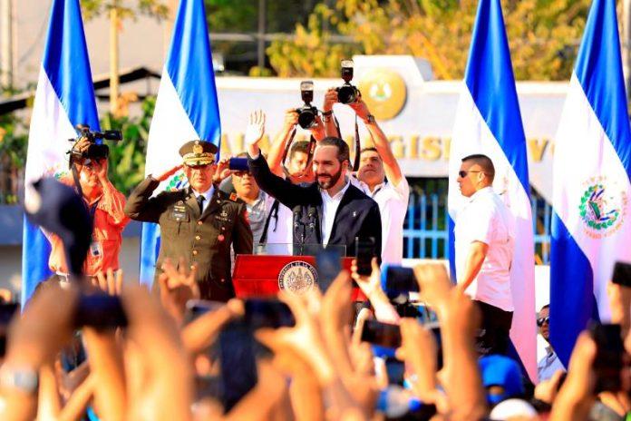 TSE El Salvador concluye elecciones y Bukele gana mayoría en el Congreso