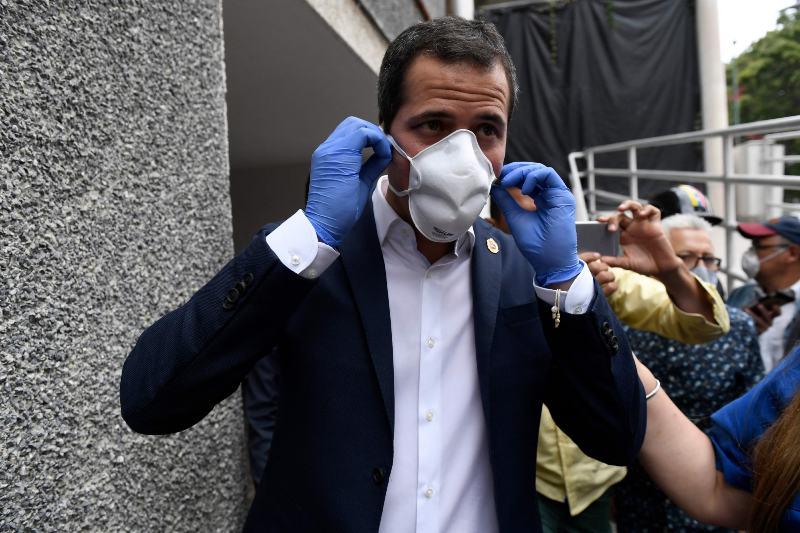 Cuarentena en Venezuela: Juan Guaidó