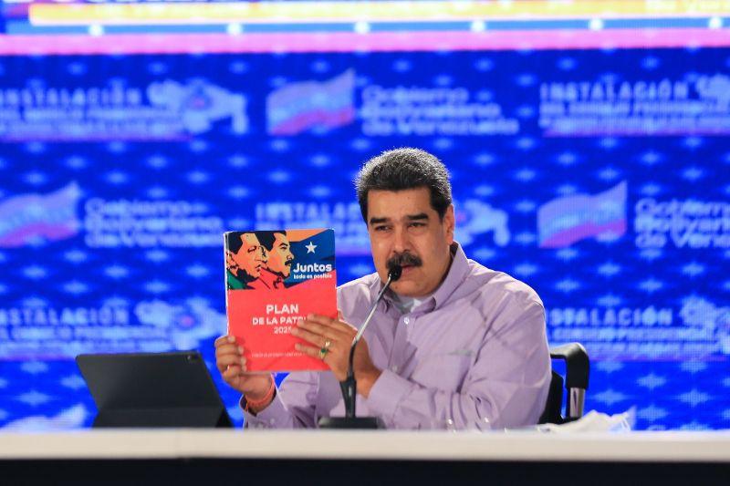 Cuarentena en Venezuela: Nicolás Maduro