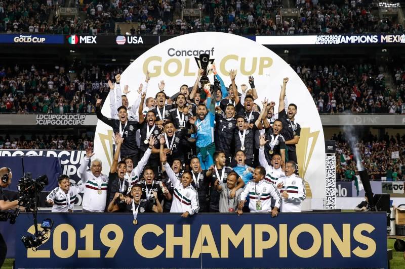 Selección de fútbol de México va por la defensa del título en la Copa de Oro 2021