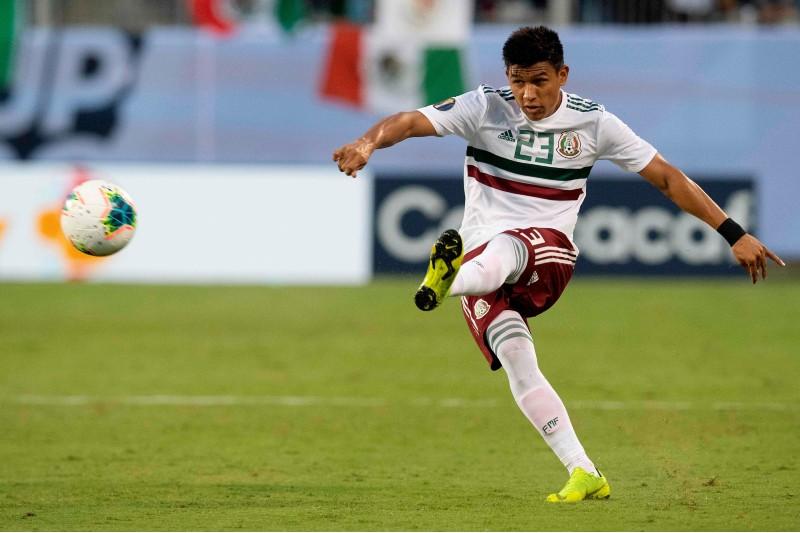 Jesús Gallardo es una de las figuras de la Selección de fútbol de México