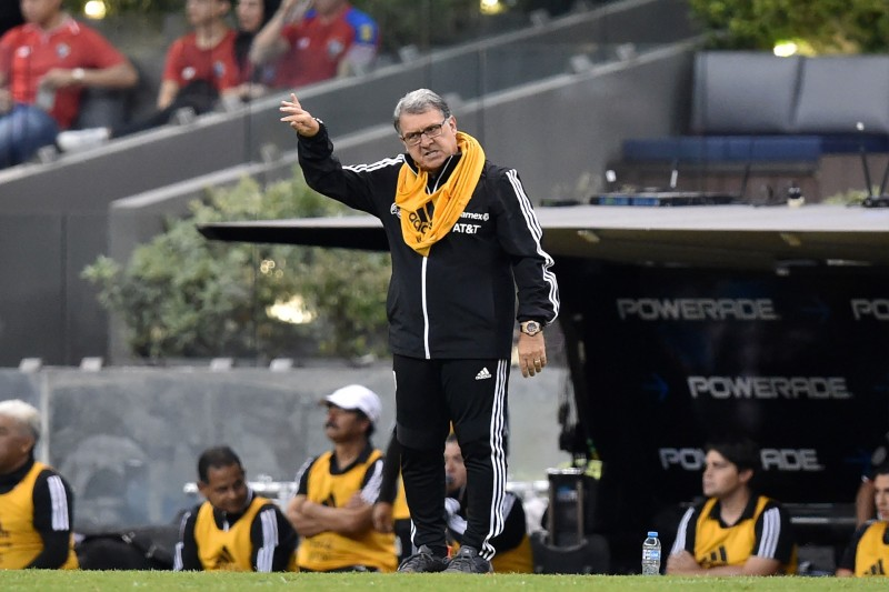 Selección de fútbol de México Gerardo Martino