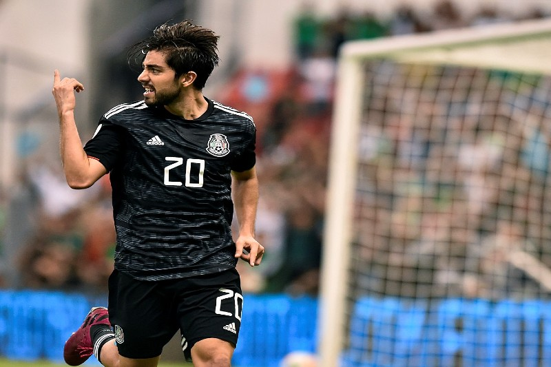 La Selección de fútbol de México contará con Pizarro como una de sus armar ofensivas
