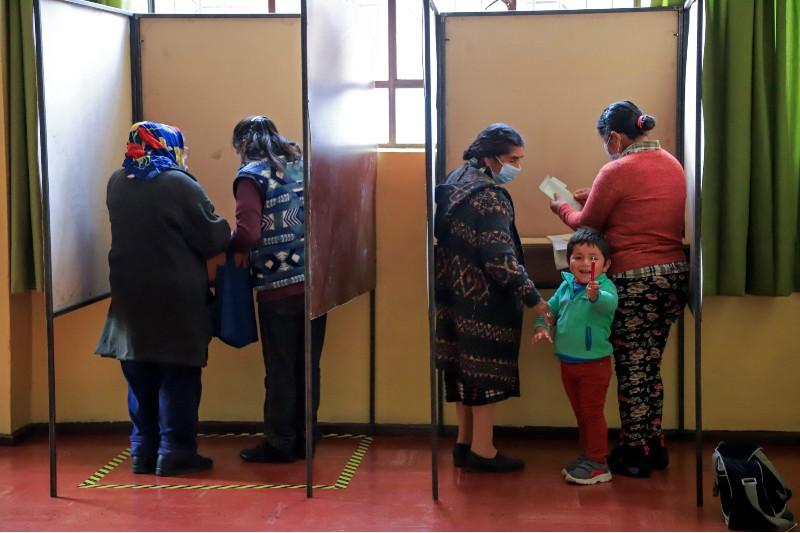 servel vocal de mesa elecciones chile 2021