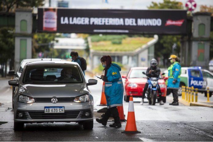 toque de queda argentina restricciones covid