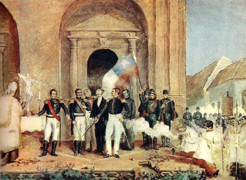 primera junta nacional de gobierno de chile