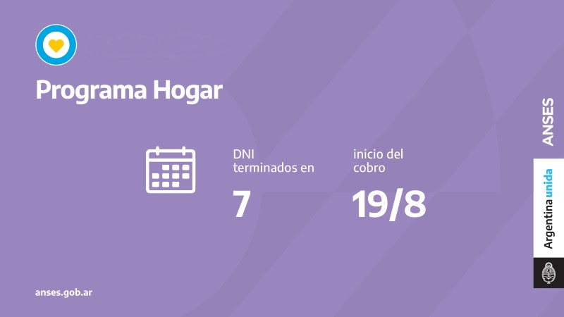 anses programa hogar agosto 2021 dni 7