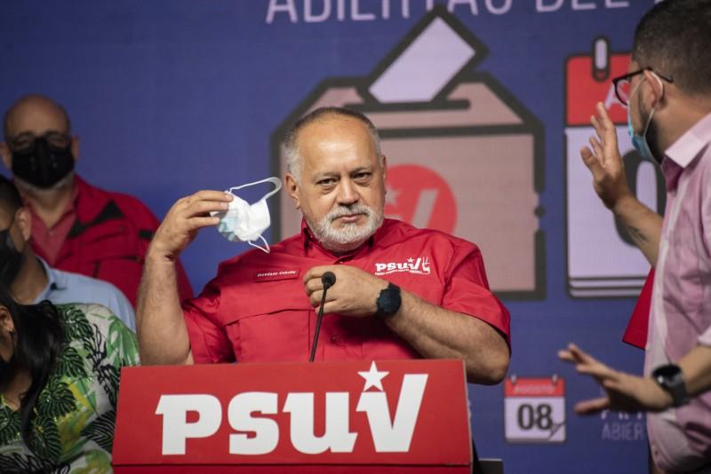 Iván Alfonso Rivera Diosdado Cabello
