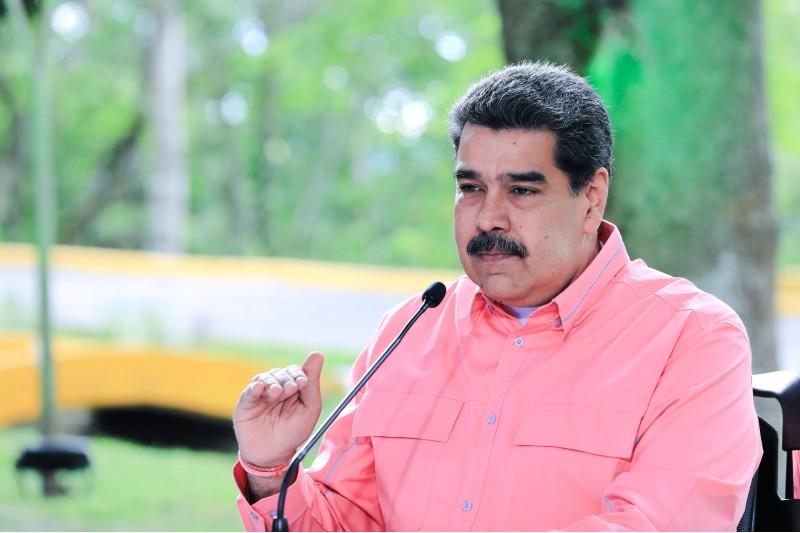 Iván Alfonso Rivera Nicolás Maduro