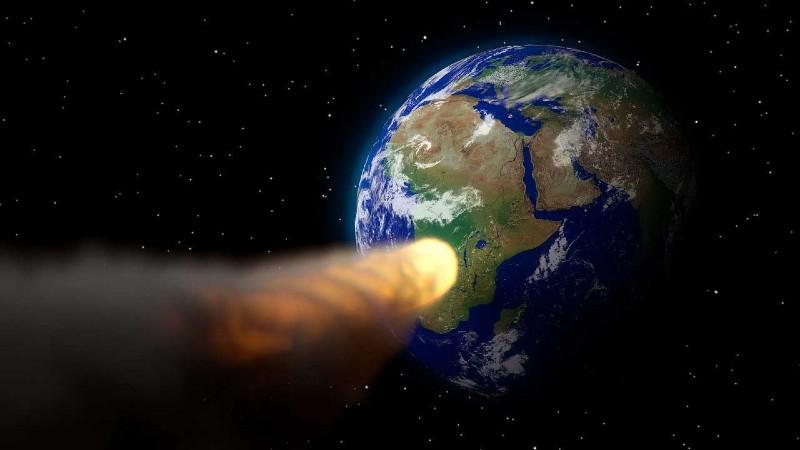 meteorito del 3 de octubre nasa