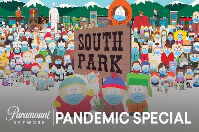south park especial pandemia